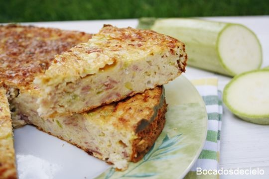 Pastel de calabacín: The Onion, Zucchini, De Zucchini, Zucchini En, Cocido En, El Zucchini, Pastel Cerveza Tennis, Pastel De, Bol Batir