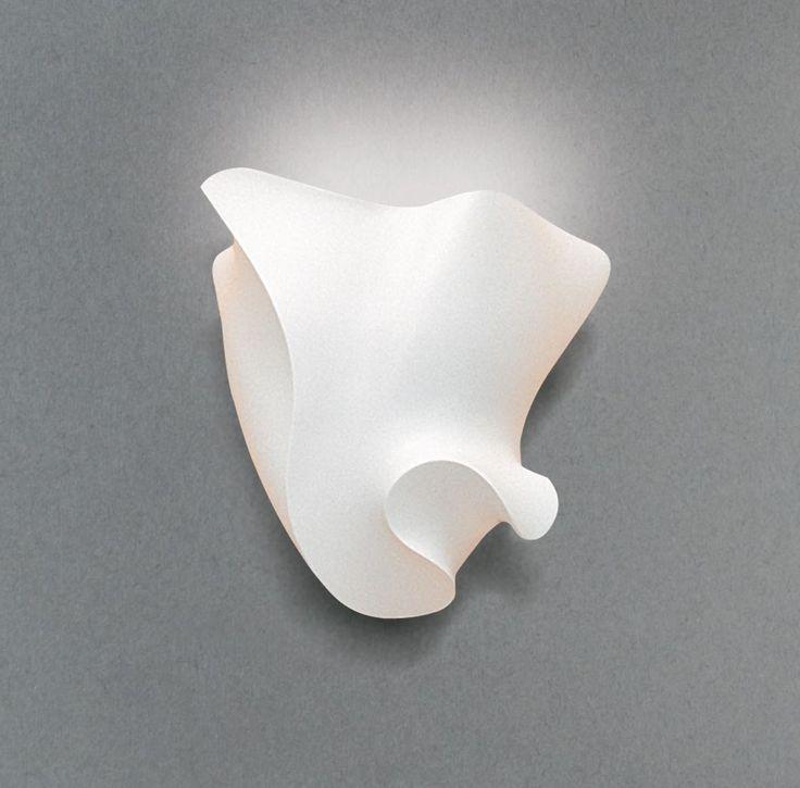 Lámpara de yeso pared concha #decoracion #iluminacion #interiorismo #diseño #lamparas #apliquespared #yeso #escayola