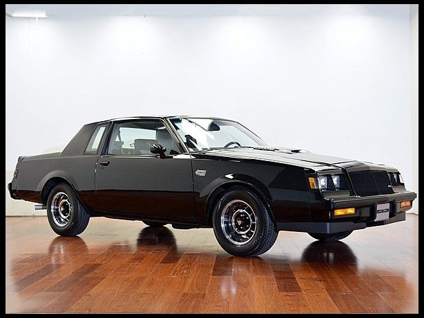 1987 Buick Grand National   at Mecum Auction