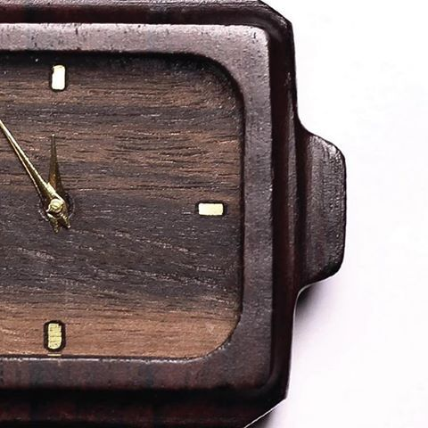 Enter this competition to win a free wooden watch from @WUDapparel!