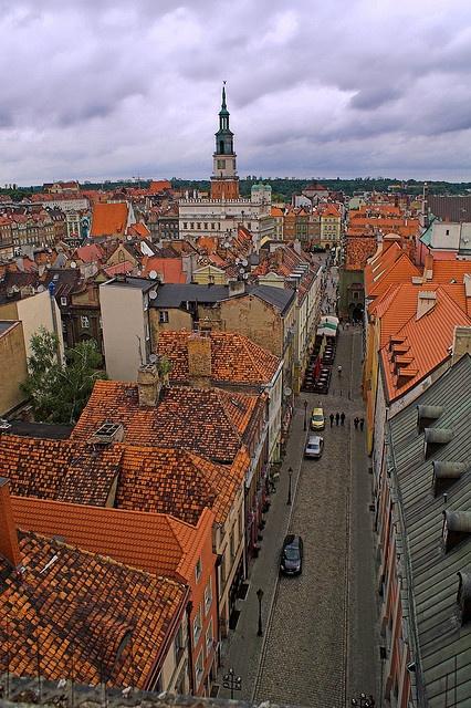 Poznan Poland, Stare Miasto [fot.Michal Kolasinski]