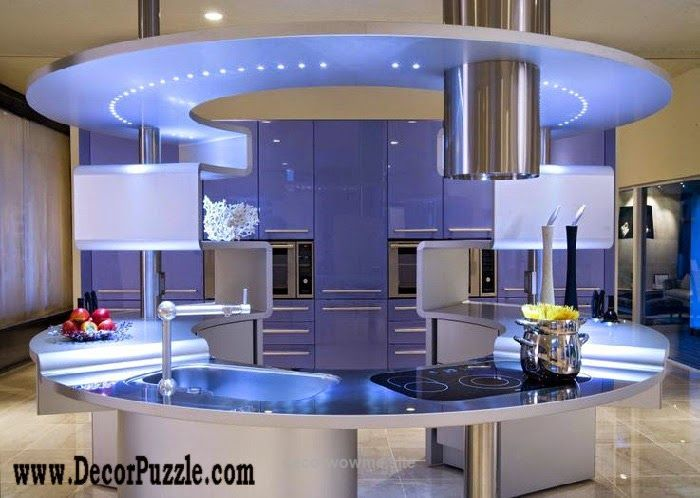 Minimalist kitchen design and style contemporary kitchen for Kitchen design 65 infanteria