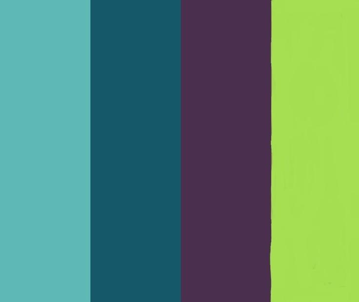Purple Colour Scheme: 78 Best Devyn's Room Ideas Images On Pinterest
