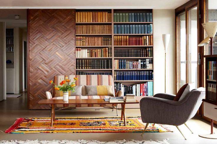 Retrouvius Reclamation and Design - Barbican Apartment