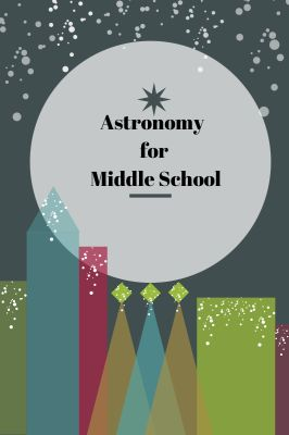 resources for studying astronomy in middle school