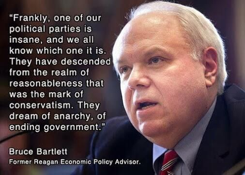 In case you're a Republican or a Teatard... He's talking about you !!!