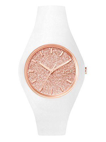 Ice-Watch - ICE.GT.WRG.U.S.15 - Montre Femme - Quartz - Analogique - Bracelet Silicone Blanc ICE-Watch http://www.amazon.fr/dp/B015GM3LIY/ref=cm_sw_r_pi_dp_2g.Hwb04Z22Z3