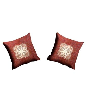 Mesleep Traditional Red Cushion Cover Cushion Covers on Shimply.com