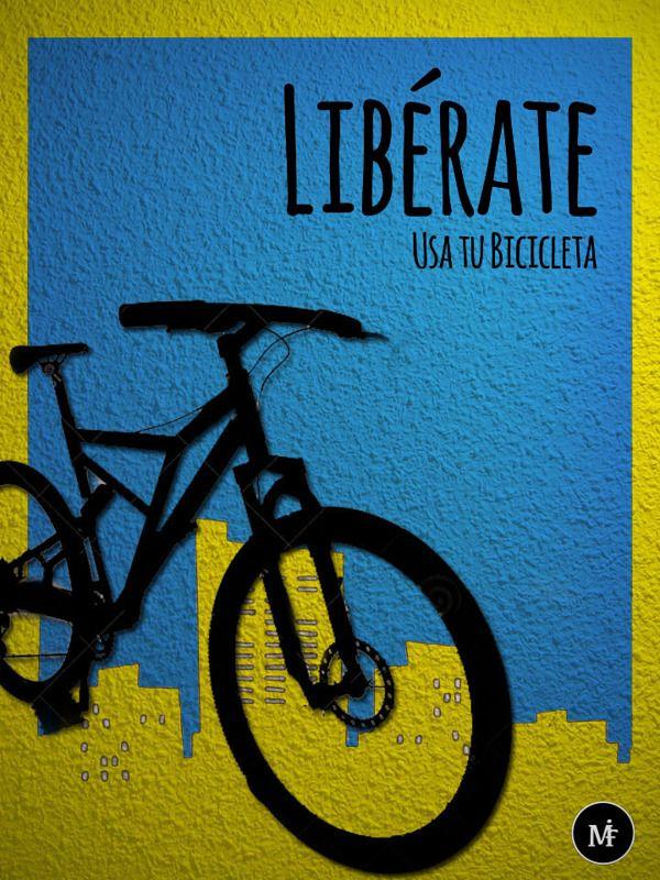 Usa tu bicicleta :D! #bicicleta #libérate