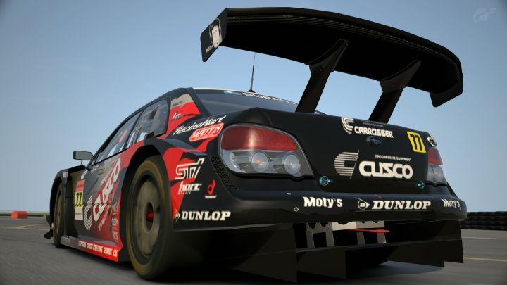 2008 Subaru Impreza Super GT Cusco Dunlop Series II [GD]