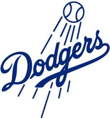 Vinyl Decal Sticker - Los Angeles Dodgers Decal for Windows, Cars, Laptops, Macbook, Yeti, Coolers, Mugs etc