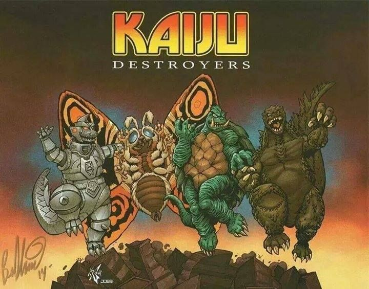 Jeeps On Ebay The DESTOROYAH album.   Godzilla and Kaiju   Pinterest ...