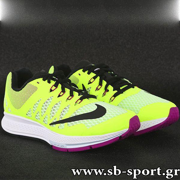 Nike Air Zoom Elite 7 (654444-302) Τιμή: 130€ Το Air Zoom Elite 7 είναι το πιο γρήγορο και δυναμικό γυναικείο παπούτσι για τρέξιμο που δημιουργήθηκε πότε. Διαθέτει συνθετική σόλα που απορροφά τους καρδασμούς. Δωρεάν μεταφορικά!!! Αγορές Online στο www.sb-sport.gr. Αφήστε μήνυμα στη σελίδα μας ή Καλέστε μας τώρα: 2634302001.