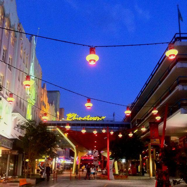 Chinatown Brisbane Australia