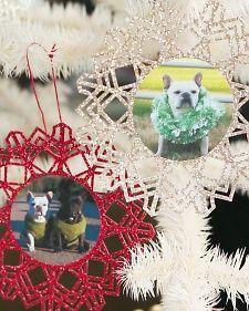Martha Stewart holiday card
