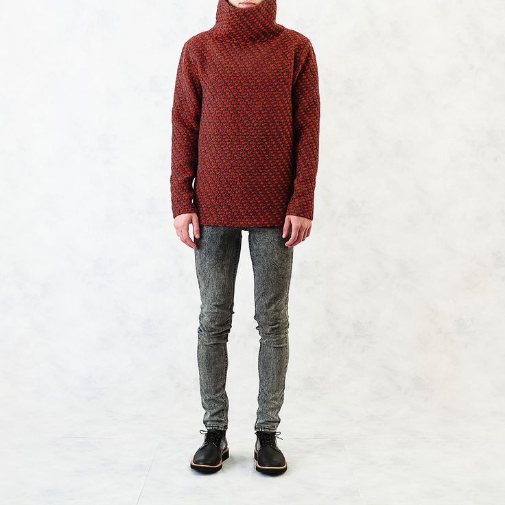 Image of Knitted Sweater