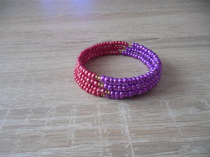 bracelet memory wire.