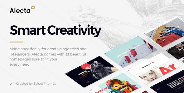 Alecta - A Smart Theme for Creative Agencies and Freelancers (Portfolio)  https://themeforest.net/item/alecta-a-smart-theme-for-creative-agencies-and-freelancers/20304098