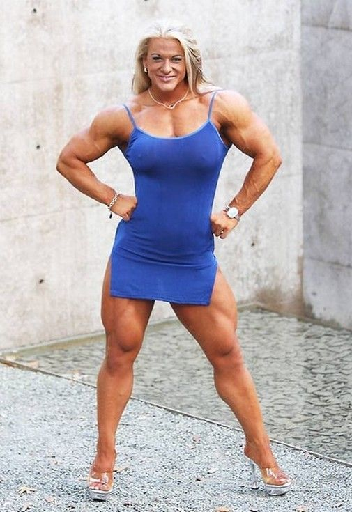kris murrell   Tailored clothes, Fit women, Muscular women