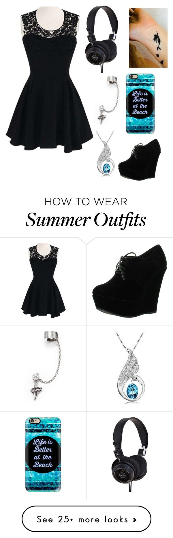 """Outfit #333"" by cheshirecatin-neverland on Polyvore featuring moda, Disney, DANNIJO, Casetify, Belec e Forever Link"