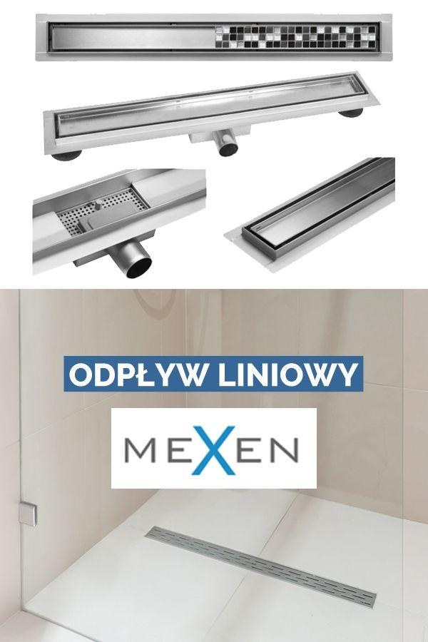 Odplyw Liniowy Mexen Flat 2w1 Z Dwustronna Maskownica Stal Nierdzewna 70 Cm Niski Light Box Light Cinema