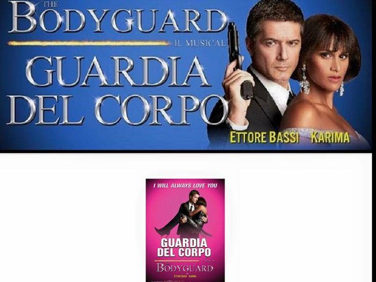 Bodyguard - il musical Gioielli Ornella Bijoux