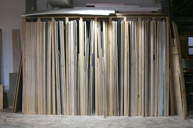 sheet goods storage - Google Search