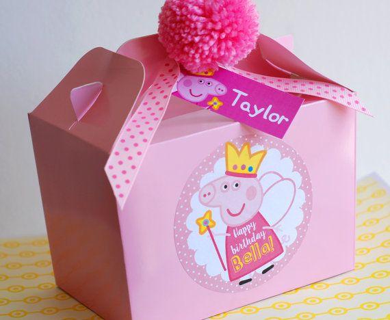 Personalizado para niños princesa hada PEPPA por OrangePaperDuck