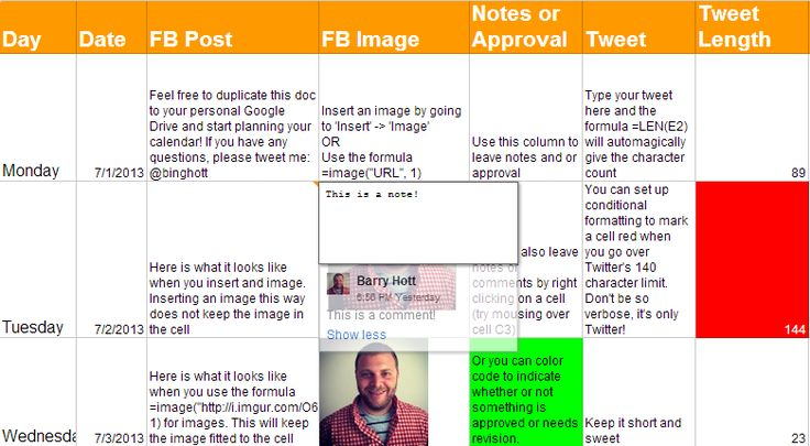 How To: Plan Your Content Calendar Like a Pro [with Free Template]