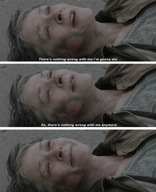 The Walking Dead Season 6 Episode 16 'Last Day On Earth' Carol