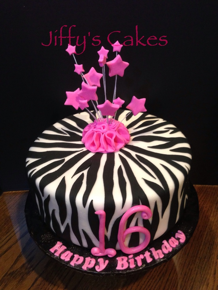 Sweet  Birthday Cake Ideas Pictures