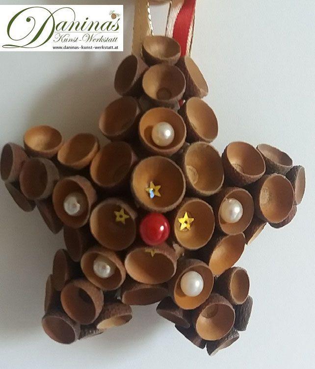 Best 25 weihnachtsdeko aus naturmaterialien ideas on for Dekoartikel herbst gunstig