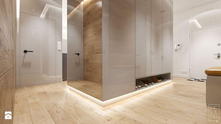 Podświetlenie szafy