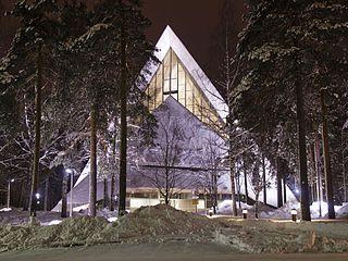 Hyvinkää church