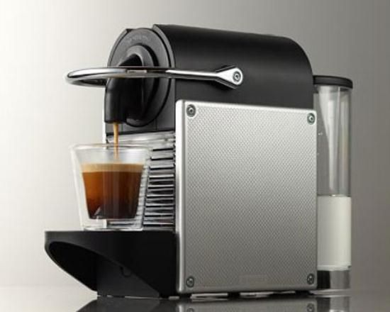 The World S Fastest Espresso Coffee Machine Nespresso From