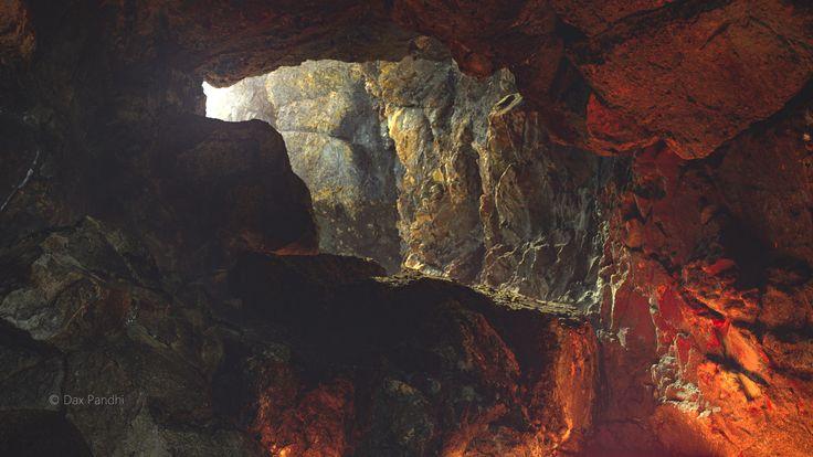 ArtStation - Magma Chamber, Dax Pandhi