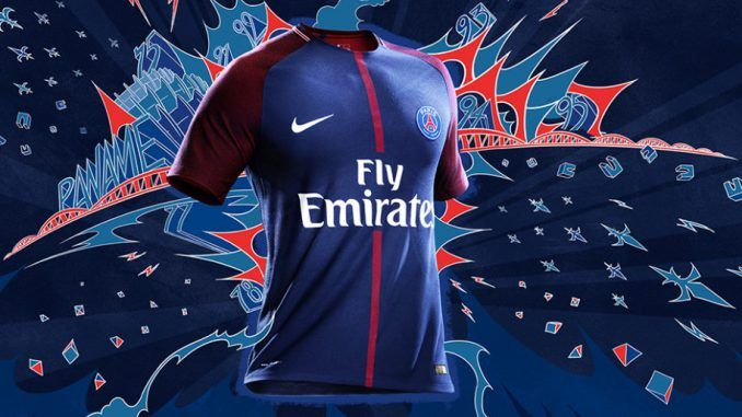 The 2017-18 official kits for Paris Saint-Germain look quite stylish indeed. Now with Neymar Jr in the lineup, the Parisian giants have their eyes set on their first Champions League final. Expectations are high and anticipation is nearly tangible. Here is a look at their current gear disposition and the new image of the French club.