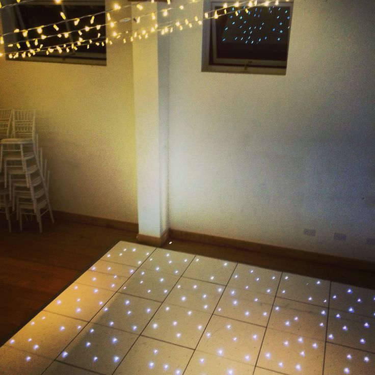 Fairy lighting wrapped beams at Dorney Court. Coach House Barn with starlit dance floor.  http://www.lexmarqueehire.co.uk/dorney-court-wedding