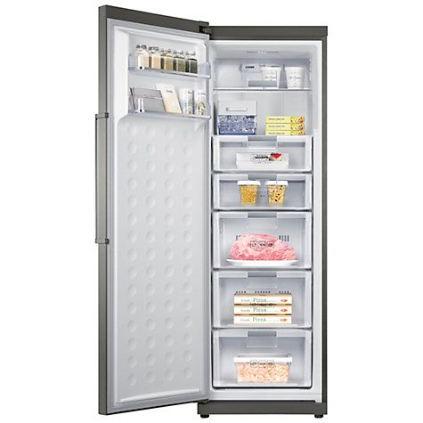 Samsung RZ28H61657F Tall Freezer, A++ Energy Rating, 60cm