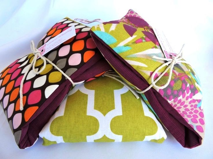 Gorgeous Wheat bags to make you feel better instantly!