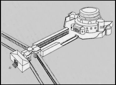 Saint George Rotunda reconstruction - Arch of Galerius and Rotunda - Wikipedia, the free encyclopedia