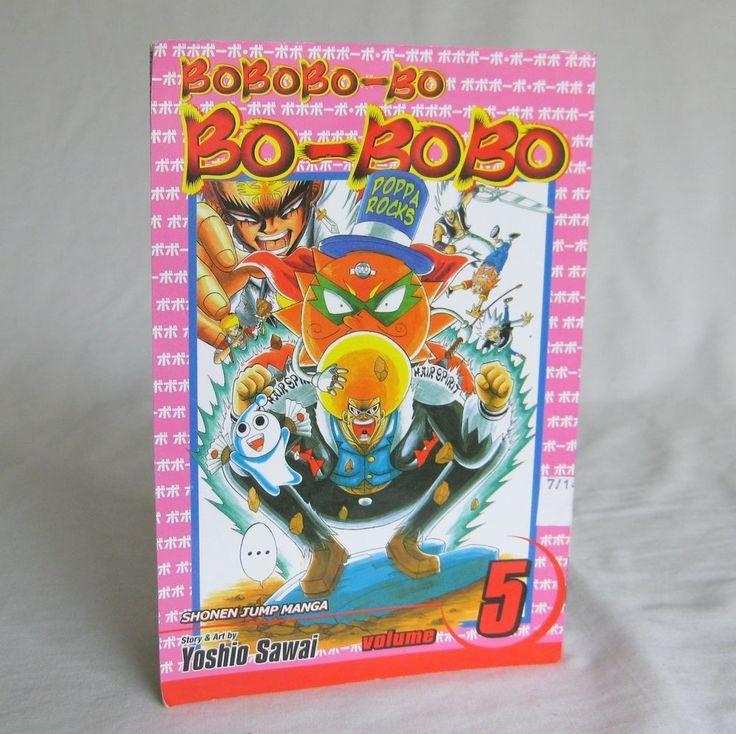 The 11 best manga for sale images on pinterest comic books bobobo bo bo bobo vol5 shonen jump japanese manga in english comic fandeluxe Image collections