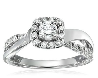 12 best Amazons Best Selling Engagement Rings images on Pinterest