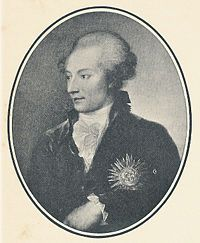 Ernst Schimmelmann - Han var frimurer og medlem af en københavnsk loge