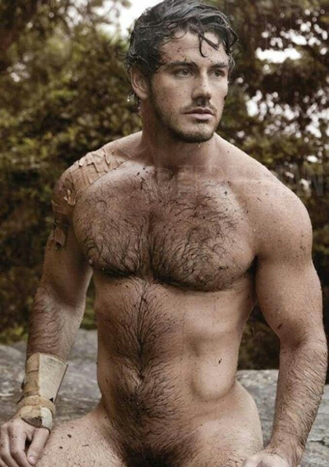 nude sexy men hairy Rugged