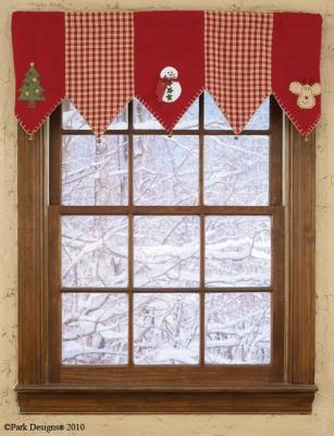 christmas valances - Google Search