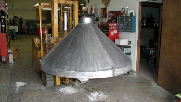 Various Fire Pit Hood On Beautiful Pits