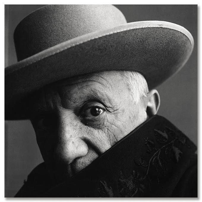 Irving Penn - Pablo Picasso