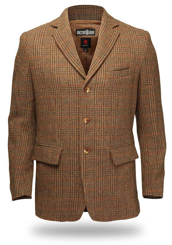 ThinkGeek :: Doctor Who 11th Doctor's Jacket