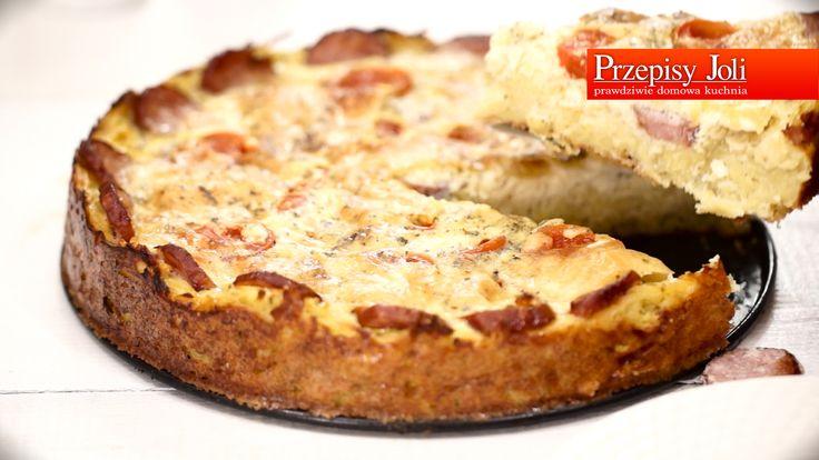 PIZZA ZIEMNIACZANA - przepis na pyszny wspólny posiłek. Idealna propozycja na wspólne spotkania przy stole. Polecam spróbowaćziemniaczanej pizzy!